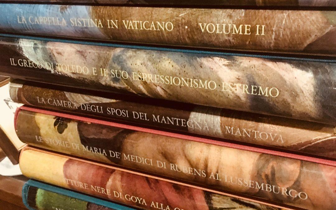 Libri storia dell'Arte